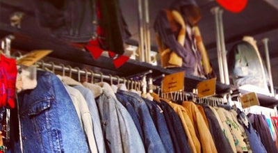 Photo of Clothing Store Rokit Vintage Clothing at 101 Brick Ln, City of London E1 6SE, United Kingdom