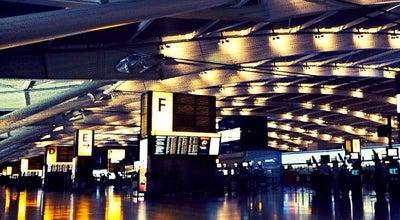 Photo of Airport London Heathrow Airport (LHR) at 234 Bath Rd, Hounslow TW6 2GW, United Kingdom