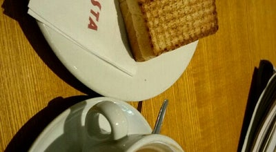 Photo of Coffee Shop Costa Coffee at 3 High St, Esher KT10 9RS, United Kingdom