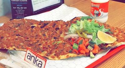 Photo of Turkish Restaurant Anka Grill at 642 Lexington Ave, New York, NY 10022, United States