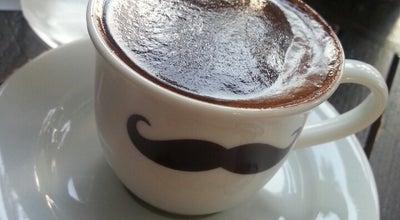 Photo of Coffee Shop Bayramefendi Osmanlı Kahvecisi at Atatürk Cd. Ege İş Hanı No:9/a, Muratpaşa 07070, Turkey