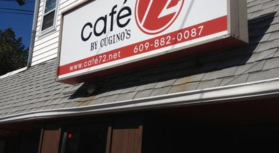 Photo of American Restaurant Café 72 by Cugino's at 72 W, Ewing, NJ 08628, United States