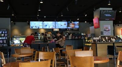 Photo of Cafe TOM N TOMS COFFEE at 남양주시 북한강로 881(유기농테마파크점), South Korea