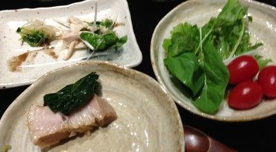 Photo of Breakfast Spot 旬粋料理 和ぎ at 千日前 2-8-17, 大阪市中央区, Japan
