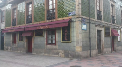 Photo of Spanish Restaurant Restaurante L'Albar at Teodoro Cuesta 1, Mieres 33600, Spain