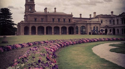 Photo of Monument / Landmark Werribee Park Mansion at K Rd., Werribee South, VI 3030, Australia