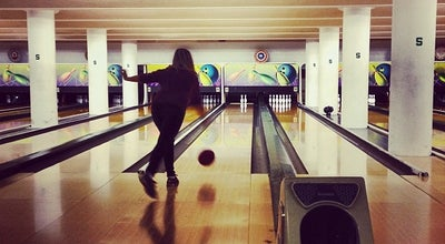 Photo of Bowling Alley Spartan Lanes at Msu Union, United States