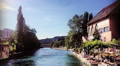 Photo of Restaurant Chuchi am Wasser at Wasserwerkstr. 21, Zürich 8006, Switzerland