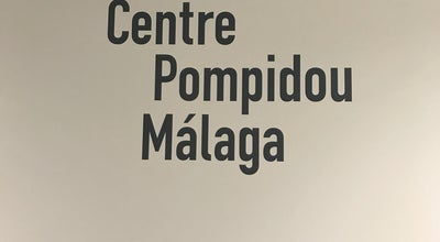 Photo of Art Museum Centre Pompidou Málaga at Pasaje Doctor Carrillo Casaux, Malaga 29001, Spain