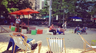 Photo of Beach Beach Bar & Grille at Campus Martius, Detroit, MI 48226, United States