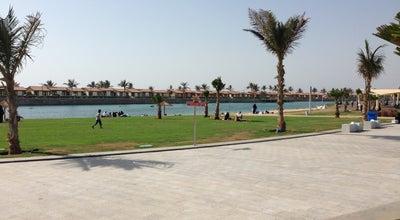 Photo of Beach Jeddah North Corniche | كورنيش جدة الشمالي at Corniche Rd., Jeddah, Saudi Arabia