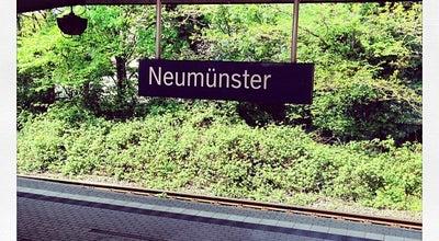 Photo of Train Station Bahnhof Neumünster at Konrad-adenauer-platz 2, Neumünster 24534, Germany