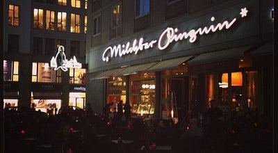 Photo of Ice Cream Shop Milchbar Pinguin at Katharinenstr. 4, Leipzig 04109, Germany