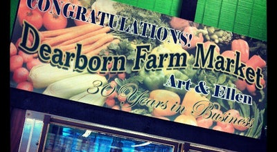 Photo of Farmers Market Dearborn Farm Market at 2645 Monroe St, Dearborn, MI 48124, United States