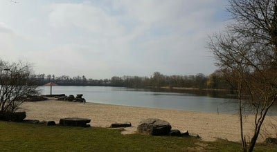 Photo of Lake Baggersee Lac at Strasbourg 67100, France