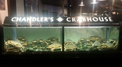 Photo of Seafood Restaurant Chandler's Crabhouse at 901 Fairview Avenue North, Seattle, WA 98109, United States