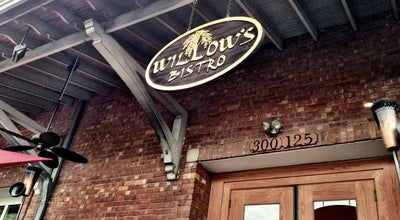Photo of American Restaurant Willow's Bistro at 300 S Liberty St #125, Winston Salem, NC 27101, United States