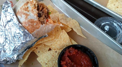 Photo of Mexican Restaurant Mucho Burrito at 50 Mapleview Dr W, Barrie, ON L4N 6L4, Canada