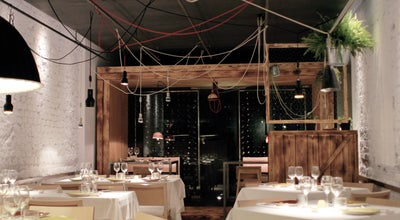 Photo of Spanish Restaurant Las Tortillas de Gabino at C. Rafael Calvo, 20, Madrid 28010, Spain
