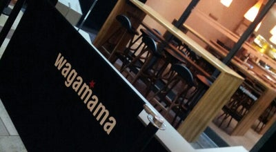 Photo of Asian Restaurant Wagamama at Glass House, Bristol BS1 3BX, United Kingdom