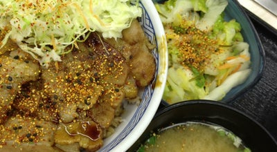 Photo of Diner 吉野家 125号線古河店 at 西牛谷1017-5, 古河市, Japan