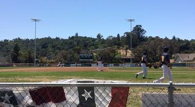 Photo of Baseball Field Albert Park at San Rafael, CA 94901, United States