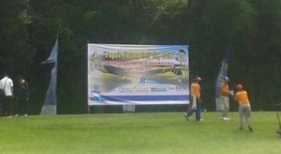 Photo of Golf Course Pupuk Kujang Golf Country Club at Cikampek, Indonesia