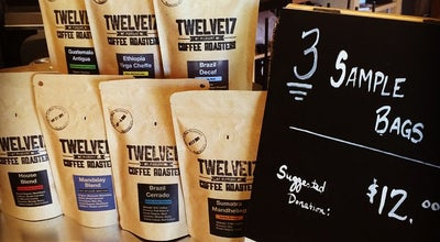 Photo of Coffee Shop Twelve17 Coffee Roasters at 1217 S Mission St, Mount Pleasant, MI 48858, United States