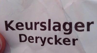 Photo of Butcher Keurslager Derycker at Torhoutsesteenweg 46, oostende 8400, Belgium