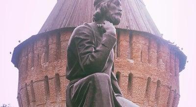 Photo of Monument / Landmark Памятник зодчему Ф. Коню at Ул. Дзержинского, Смоленск 214000, Russia