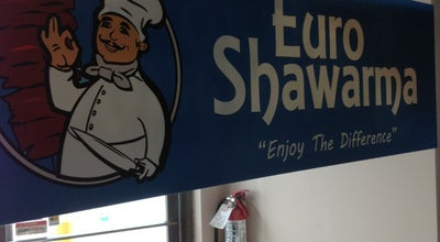 Photo of Falafel Restaurant Euro Shawarma at 2706 Keele St, North York, On, Canada