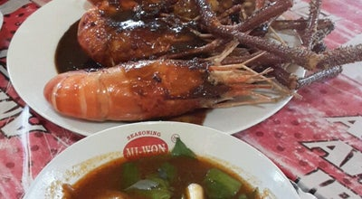 Photo of Asian Restaurant RM. Pindang Sophia at Jln. Khm. Asyik Belakang Polsek Ulu I, Palembang, Indonesia