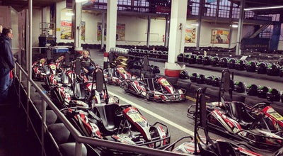 Photo of Racetrack Power-Car Motodrom at Mannheim, Germany
