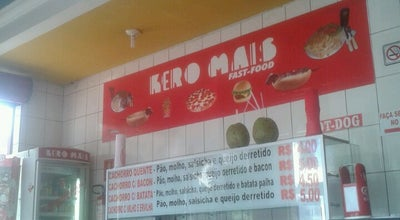 Photo of Diner Kero Mais Lanches at Formosa, Brazil
