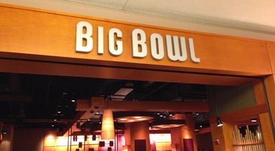 Photo of Asian Restaurant Big Bowl at 516 Rosedale Ctr, Roseville, MN 55113, United States
