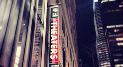 Photo of Theater 59E59 Theaters at 59 E 59th St, New York, NY 10022, United States