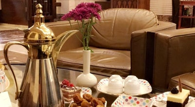 Photo of Cafe mazaq café at Makkah Clock Royal Tower, mecca, Saudi Arabia