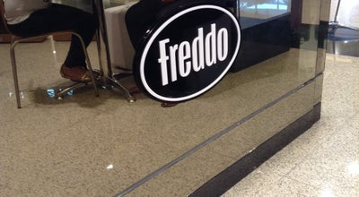 Photo of Ice Cream Shop Freddo at Plaza Shopping, Niterói 24020-125, Brazil
