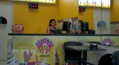 Photo of Ice Cream Shop Milk Shake Mix at R. São Pedro, 293, Juazeiro Do Norte 63010-010, Brazil
