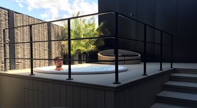 Photo of Spa Parein design privé sauna at Belgium