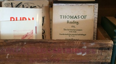Photo of Bookstore Black Swan Books and Music at 1 E Beverley St, Staunton, VA 24401, United States