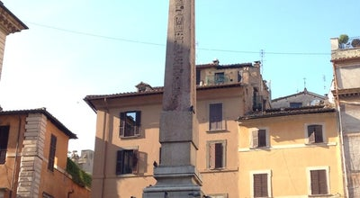 Photo of Monument / Landmark Obelisco Macuteo at Piazza Della Rotonda, Roma, Italy