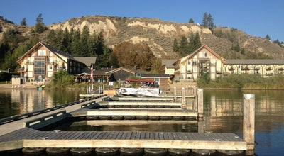 Photo of Resort Summerland Waterfront Resort and Spa at 13011 Lakeshore Drive South, Summerland, BC, Canada