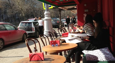 Photo of French Restaurant Жан-Жак at Никитский Бул., 12, Москва 125009, Russia