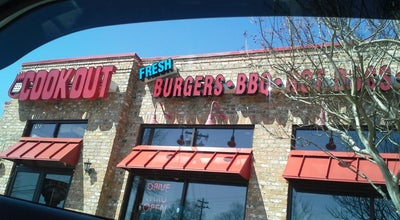 Photo of Fast Food Restaurant Cook-Out at 181 Turnersburg Hwy, Statesville, NC 28625, United States