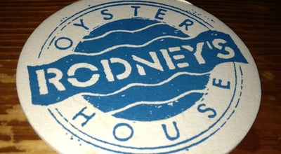 Photo of Seafood Restaurant Rodney's Oyster House at 1228 Hamilton St., Vancouver, BC V6B 6L2, Canada