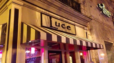 Photo of Italian Restaurant Luce at 245 Granby St, Norfolk, VA 23510, United States