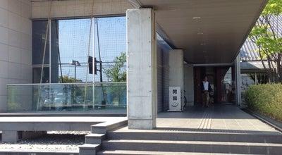 Photo of Library 近江八幡市立図書館 at 宮内町100, 近江八幡市 523-0828, Japan