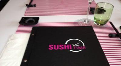 Photo of Japanese Restaurant Sushi Time at Chaussée Du Roi Albert 8, Ans 4430, Belgium