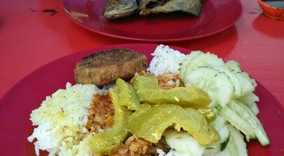 Photo of Malaysian Restaurant Bawal Goreng (Ladang Kelapa Sawit) at Jalan Tok Kangar, Juru, Malaysia